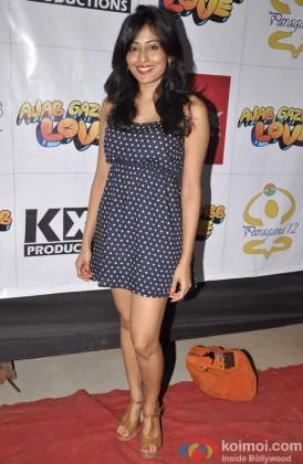 Nidhi Subbaiah during the NM College Paragana festival 2012