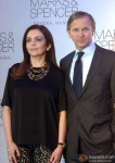Nita Ambani at 'Marks and Spencers' launch