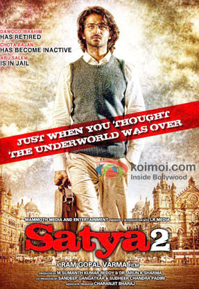 Satya 2 Movie Poster