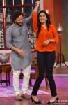 Saif Ali Khan promotes 'Bullett Raja' on popular reality show Pic 2