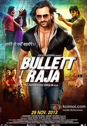 Bullett Raja Movie Poster