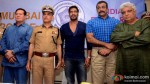 Salim Khan, Ajay Devgan and Javed Akhtar attend Mumbai Police event