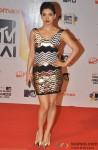 Sara Loren at the MTV Video Music Awards India 2013