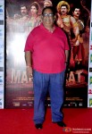 Satish Kaushik at the first look launch of animation film 'Mahabharat'
