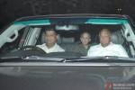 Sharad Pawar attends Sachin Tendulkar's Farewell Party
