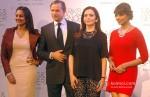 Sonakshi Sinha, Nita Ambani and Bipasha Basu at 'Marks and Spencers' launch