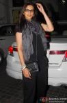 Sonali Bendre during the screening of film Gori Tere Pyaar Mein!