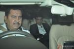 Sourav Ganguly attends Sachin Tendulkar's Farewell Party