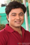 Subodh Bhave flashes a smile