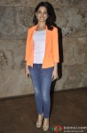 Tamannaah Snapped At The Special Screening Of Bullett Raja Pic 2