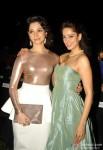 Tamannaah and Vidya Malvade At Fashion Tour