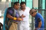 Vineet Kumar, Sharat Saxena and Raghubir Yadav in Club 60 Movie Stills
