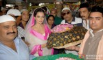 Vishwas Patil and Kangana Ranaut visits Ajmer Sharif Dargah for 'Rajjo'