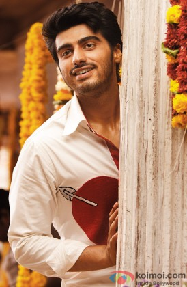 A Loves Struck Arjun Kapoor