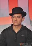 Aamir Khan at Dhoom 3 Press Meet In Mumbai