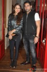 Amrita Arora and Shakeel Ladak At Suzanne's Store Launch