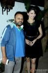 Anil Sharma and Urvashi Rautela at Special Screening Of Sholay 3D