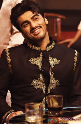 Arjun Kapoor Dons His Killer Smile