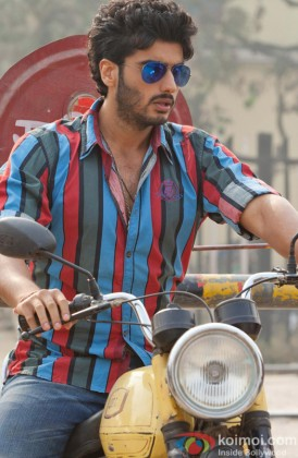 Arjun Kapoor In A Rowdy Avatar From Ishaqzaade