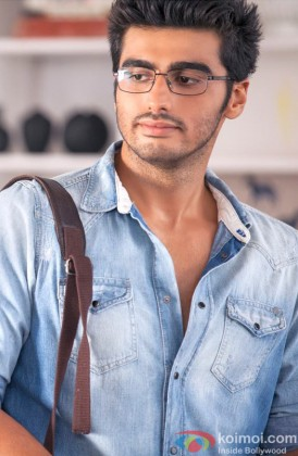 Arjun Kapoor Looking Stunning From 2 States