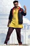 Arjun Kapoor Poses At Taj Mahal