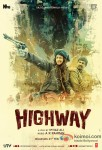 Alia Bhatt and Randeep Hooda starrer Highway Movie Poster 2
