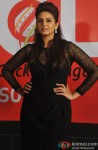 Huma Qureshi during the launch of Celebrity Cricket League (CCL) Season 4