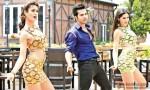 Ileana DCruz, Varun Dhawan and Nargis Fakhri in Main Tera Hero Movie Stills