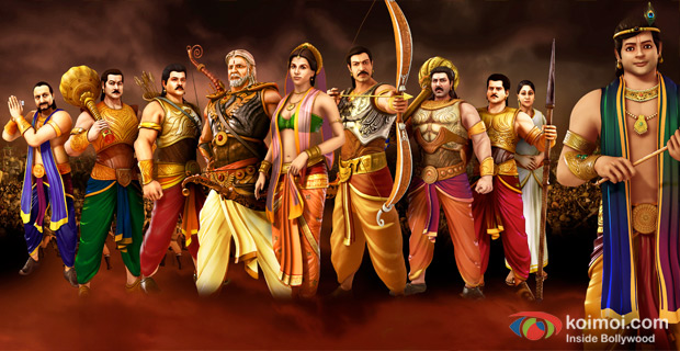 Mahabharat-3D Movie