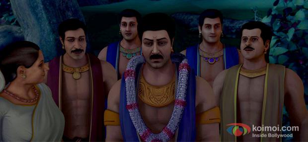 Mahabharat – 3D Movie Stills