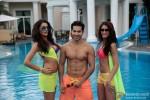 Nargis Fakhri, Varun Dhawan and Ileana DCruz in Main Tera Hero Movie Stills