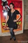 Meenakshi Dixit at Special Screening Of Sholay 3D