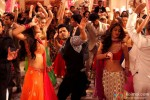 Nargis Fakhri, Varun Dhawan and Ileana DCruz in Main Tera Hero Movie Stills Pic 1