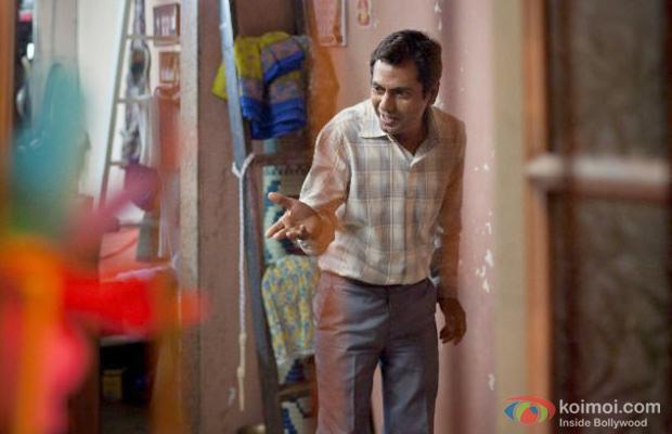 Nawazuddin Siddiqui in a still from Bombay Talkies
