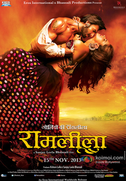 Ramleela Movie Poster