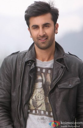 Ranbir Kapoor Flashes His Killer Smile