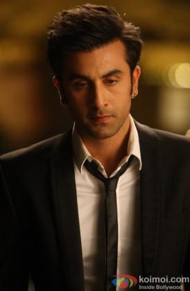 Ranbir Kapoor In A Pensive Mood