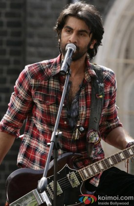 Ranbir Kapoor In A Still From Rockstar