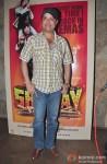 Sachin Pilgaonkar at Special Screening Of Sholay 3D