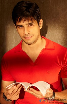 Sidharth Malhotra In A Still From Student Of The Year