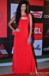 Sonia Birje during the launch of Celebrity Cricket League (CCL) Season 4