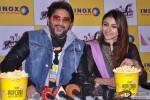 Arshad Warsi and Soha Ali Khan promote Mr Joe B. Carvalho