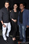 Riteish Deshmukh, Genelia Dsouza and Mushtaq Sheikh Attend Deepika Padukone's Success Bash