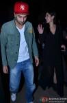 Ranbir Kapoor and Katrina Kaif Attend Special Screening Of ' The Wolf Of Wall Street'