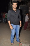 Arjun Kapoor Attends Special Screening Of ' The Wolf Of Wall Street'