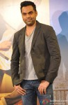 Abhay Deol during the first look launch of film 'One By Two'