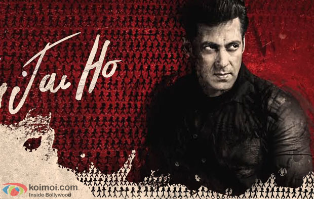 Salman Khan in a film 'Jai Ho'
