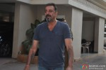 Sanjay Dutt Returns Home On Parole Pic 3