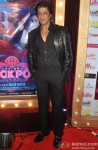 Shah Rukh Khan during the premiere of film 'Jackpot'