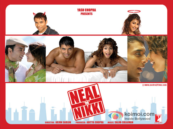 Neal 'n' Nikki Movie Poster